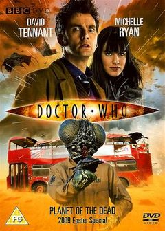 Affiche Doctor Who : Planet of the Dead