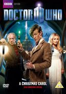 Affiche Doctor Who : A Christmas Carol