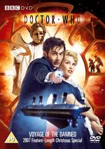 Affiche Doctor Who : Voyage of the Damned