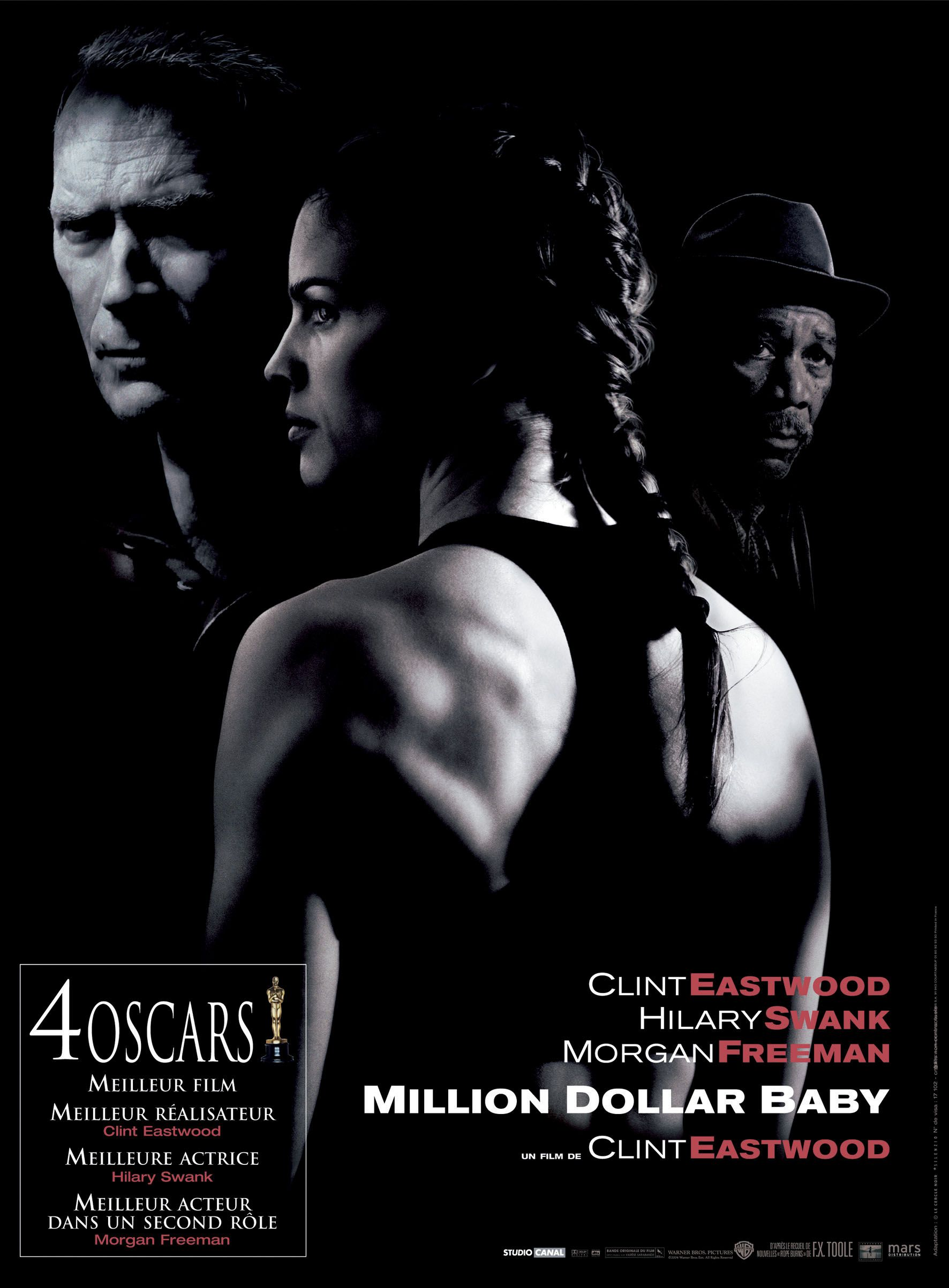 analysis of million dollar baby Now in his seventies, clint eastwood continues to find new challenges both in front of and behind the camera, as the heartrending million dollar baby demonstrates.