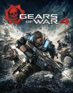 Jaquette Gears of War 4