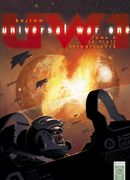 Couverture Le Fruit de la connaissance - Universal War One, tome 2