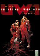 Couverture Caïn et Abel - Universal War One, tome 3