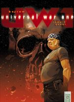 Couverture Babel - Universal War One, tome 5