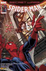 Couverture Secret Wars : Spider-Man - Je serai toujours là pour vous (#5)