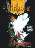 Couverture La Ville fantôme - Mélusine, tome 24