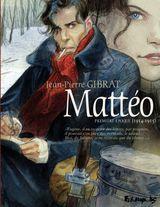 Couverture Première époque (1914-1915) - Mattéo, tome 1