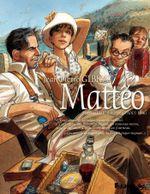 Couverture Troisième époque (août 1936) - Mattéo, tome 3