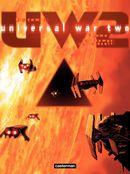 Couverture Le Temps du désert - Universal War Two, tome 1