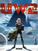 Couverture La Terre promise - Universal War Two, tome 2