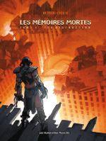 Couverture Feu Destructeur - Les mémoires mortes, tome 1
