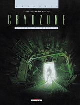 Couverture Sueurs froides - Cryozone, tome 1
