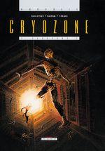 Couverture Syndrôme Z - Cryozone, tome 2
