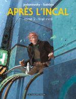 Couverture Final Incal - Après l'Incal, tome 2