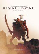 Couverture Gorgo-le-Sale - Final Incal, tome 3