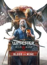 Jaquette The Witcher 3: Wild Hunt - Blood and Wine