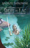 Couverture La Dame du lac - Sorceleur, tome 7