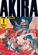 Couverture Akira