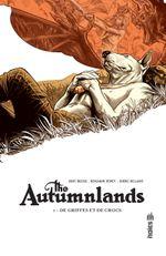 Couverture De Griffes et de crocs - The Autumnlands, tome 1