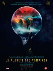 Affiche La Planète des vampires