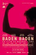 Affiche Baden Baden