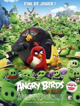 Affiche Angry Birds : Le Film