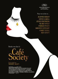 Affiche Café Society