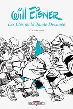 Couverture Les Clés de la Bande Dessinée : Volume 2, La Narration