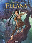 Couverture Enfance - Ellana, tome 1