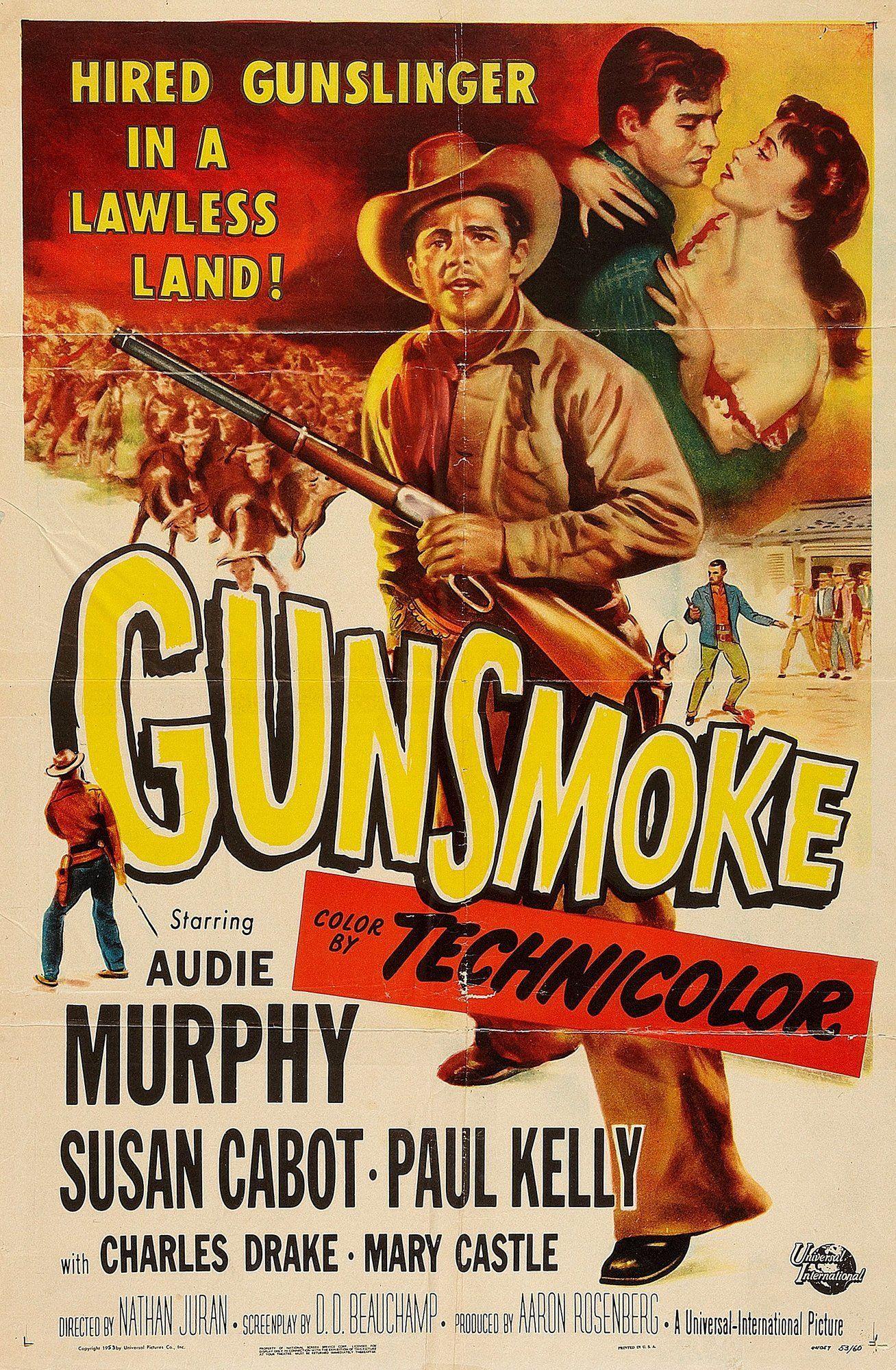 Affiches Posters Et Images De Le Tueur Du Montana 1953