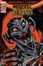 Couverture Une alliance contre nature - Secret Wars : Marvel Zombies, tome 5