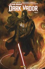 Couverture Ombres et mensonges - Star Wars : Dark Vador, tome 2