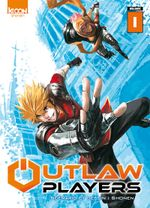 Couverture Outlaw Players