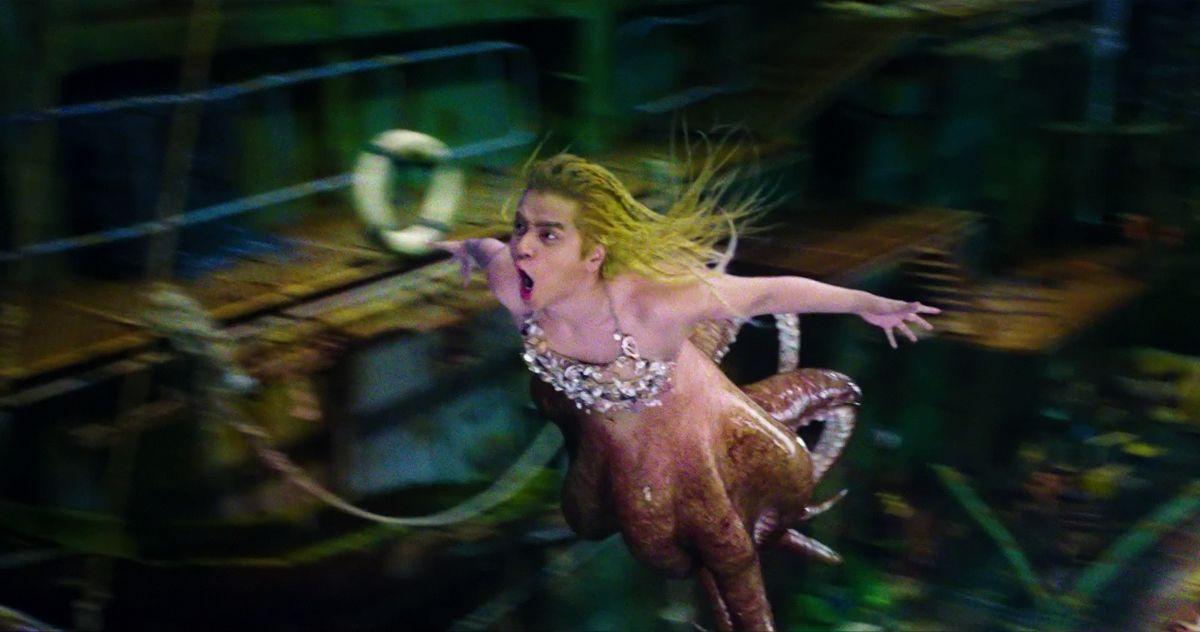 Casting De The Mermaid 2016 Senscritique