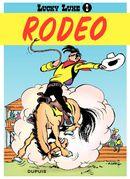 Couverture Rodéo - Lucky Luke, tome 2