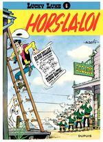 Couverture Hors-la-loi - Lucky Luke, tome 6