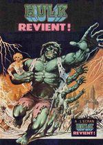Affiche Hulk revient (Mariés)