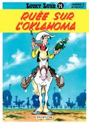 Couverture Ruée sur l'Oklahoma - Lucky Luke, tome 14
