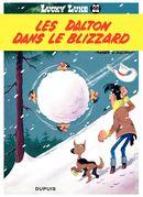 Couverture Les Dalton dans le blizzard - Lucky Luke, tome 22