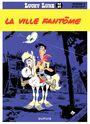 Couverture La Ville fantôme - Lucky Luke, tome 25