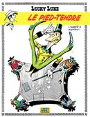 Couverture Le Pied-Tendre - Lucky Luke, tome 33