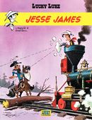 Couverture Jesse James - Lucky Luke, tome 35