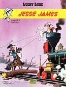 Couverture Jesse James - Lucky Luke, tome 35