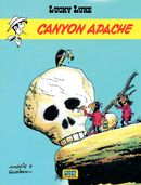 Couverture Canyon apache - Lucky Luke, tome 37