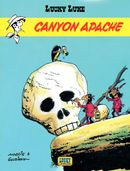 Couverture Canyon apache - Lucky Luke, tome 37