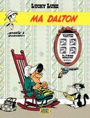 Couverture Ma Dalton - Lucky Luke, tome 38