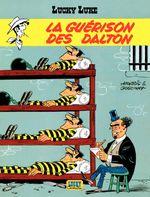 Couverture La Guérison des Dalton - Lucky Luke, tome 44