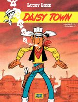 Couverture Daisy Town - Lucky Luke, tome 51