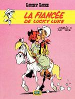 Couverture La Fiancée de Lucky Luke - Lucky Luke, tome 54