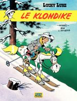 Couverture Le Klondike - Lucky Luke, tome 65